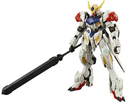 BANDAI GUNDAM WING 01 Gundam Barbatos Hg, LIST PRICE $11