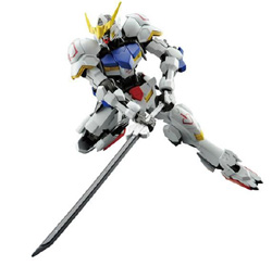 BANDAI GUNDAM WING 01 Gundam Barbatos, LIST PRICE $27.25