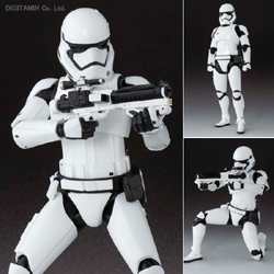 BANDAI 1/12 First Order Stormtrooper , LIST PRICE $28