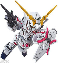 BANDAI GUNDAM WING 005 Unicom Gundam Destroy Mode, LIST PRICE $7