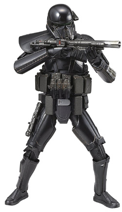 BANDAI 1:12 DEATH TROOPER SW, DUE 11/30/2018, LIST PRICE $30
