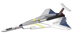 BANDAI 13 Ultra Hawk 001 Alpha., LIST PRICE $7