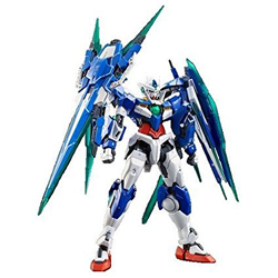 BANDAI 00 QAN Full Saber Mobile Suit Gundam 00V BF Record, DUE 8/3/2018, LIST PRICE $62