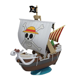 BANDAI 03 Going Merry Model Ship GSC, LIST PRICE $18
