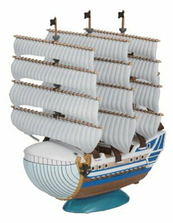 BANDAI 05 Moby Dick Grand Ship Collec, LIST PRICE $17