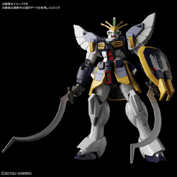 BANDAI 1:144 HGAC SANDROCK GUNDAM , DUE 11/30/2019, LIST PRICE $19