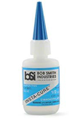 Bob Smith Ind INSTA-CURE SUPER THIN 1/2oz, LIST PRICE $3.99