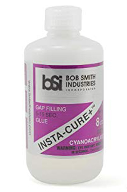Bob Smith Ind INSTA-CURE GAP FILLING 8oz, LIST PRICE $29.99