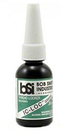 Bob Smith Ind Ic-Loc Green 1/3oz, LIST PRICE $5.99