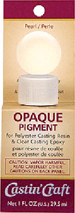 Environmental Technology, Inc. Opaque Pigment Pearlescnt, LIST PRICE $7.19