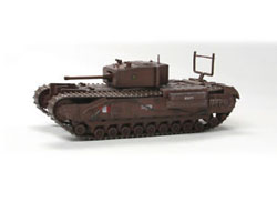 DRAGON ARMOR DIECAST Churchill Mk.Iii Dieppe 1:72, LIST PRICE $59.99