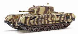 DRAGON ARMOR DIECAST CHURCHILL Mk.III 145th ROYAL72, LIST PRICE $38.95
