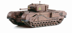 DRAGON ARMOR DIECAST Churchill Mk,Iv A Sqdn 1:72, LIST PRICE $38.95