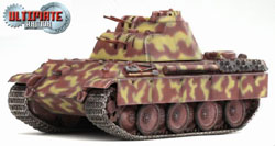 DRAGON ARMOR DIECAST Flakpanzer 341 Mit 2Cm 1:72, LIST PRICE $46.95