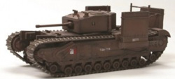 DRAGON ARMOR DIECAST Churchill Mk.Iii France '42:72, LIST PRICE $65.99