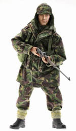 Dragon Military Figures Phil Private Brit Sniper 1:6, LIST PRICE $94.4