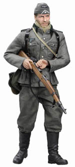 Dragon Military Figures DIETER MULLER 1:6, LIST PRICE $61.14