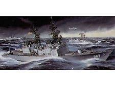 DML MILITARY KITS USS SPRUANCE  1:350, LIST PRICE $47.79
