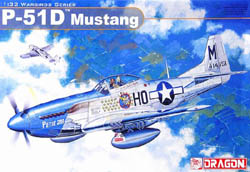 DML MILITARY KITS P-51D MUSTANG 1:32 NewTool    , LIST PRICE $53.25