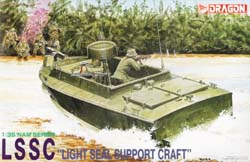DML MILITARY KITS LCSS LIGHT SEAL SUPPORT CRAFT , LIST PRICE $42.1