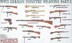 DML MILITARY KITS GERMAN INFANTRY WEAPONS 1:35  , LIST PRICE $15.75
