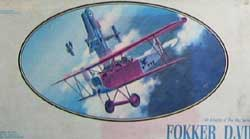DML MILITARY KITS FOKKER Dr.VII 1:48, LIST PRICE $39