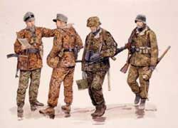 DML MILITARY KITS WAFFEN SS ARDENNES 1:35 Sd, LIST PRICE $11
