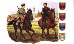 DML MILITARY KITS GERMAN COSSACK CAVALRY 1:35   , LIST PRICE $10