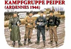 DML MILITARY KITS KAMPFGRUPPE PEIPER 1:35       , LIST PRICE $11