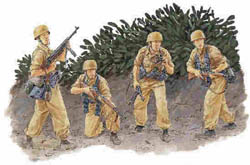 DML MILITARY KITS FALLSCHIRMJAGER REGIMENT 3    , LIST PRICE $10