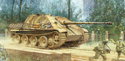 DML MILITARY KITS 1/35 Jagdpanther G1 Late, Smart, LIST PRICE $61.99