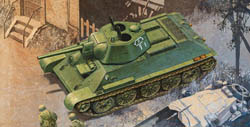 DML MILITARY KITS 1/35 T34/76 Mod.1942 Smart Kit, LIST PRICE $52.99