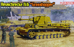 "DML MILITARY KITS 1/35 Heuschrecke IVB""Grasshop"", LIST PRICE $55"
