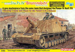 "DML MILITARY KITS 1/35 Stu.PzIV ""Brummbar"", LIST PRICE $60"