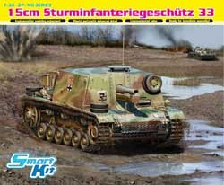 DML MILITARY KITS 15cm STURM-INFANTERIEGESCHUTZ, LIST PRICE $66