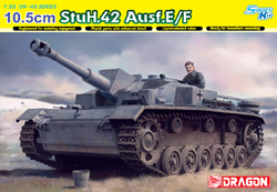 DML MILITARY KITS 10.5cm Stuh.42 Ausf.E/F 1:35, LIST PRICE $87.95