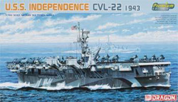 DML MILITARY KITS USS INDEPENDENCE CLASS PrmEd  , LIST PRICE $31.69