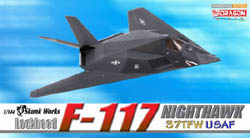 Dragon Wing Diecast F-117 Nighthawk 37Tfw 1:144, LIST PRICE $46