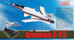 Dragon Wing Diecast Grumman X-29 1:144, LIST PRICE $39.5