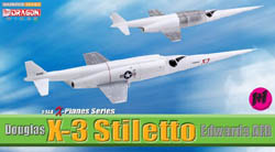 Dragon Wing Diecast Douglas X-3 Stiletto 2Pak :144, LIST PRICE $48.5