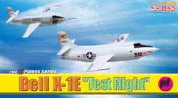Dragon Wing Diecast Bell X-1E Test Flight 2Pk :144, LIST PRICE $42.95