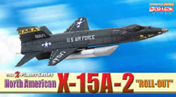 Dragon Wing Diecast No American X-15A-2 1:144, LIST PRICE $42