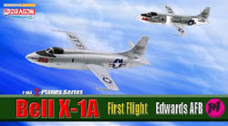 Dragon Wing Diecast Bell X-1A 1St Flight 1:144, LIST PRICE $43.5