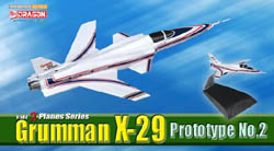 Dragon Wing Diecast Grumman X-29 Protype #2 1:144, LIST PRICE $43.9