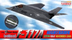 Dragon Wing Diecast Lockheed F-117A 37Tfw Usaf:144, LIST PRICE $43.75