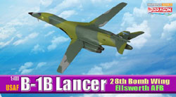 Dragon Wing Diecast Usaf B-1B Lancer 28Th Bw 1:400, LIST PRICE $40