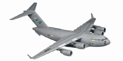 Dragon Wing Diecast C-17 62Nd Airlift Wing 1:400, LIST PRICE $56.5