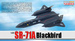 Dragon Wing Diecast Sr-71A Blackbird 1:400, LIST PRICE $37.5