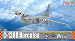 Dragon Wing Diecast C-130H HERCULES 179th AW 1:400, LIST PRICE $30
