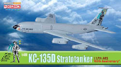 Dragon Wing Diecast KC-135D 117th ARS KANSAS ANG , LIST PRICE $40